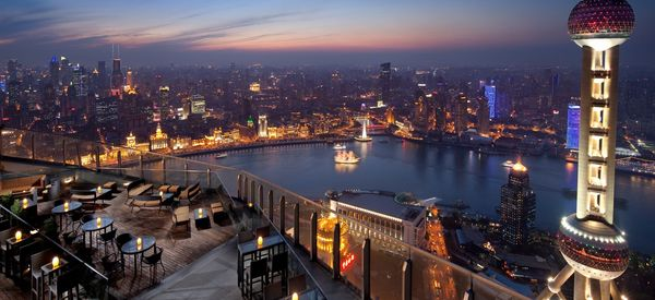 The Best Rooftop Bars In The World