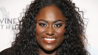 NEW YORK, NY - MARCH 13:  Danielle Brooks attends the Vineyard Theatre 2017 Gala at the Edison Ballroom on March 14, 2017 in New York City.  (Photo by Walter McBride/Getty Images)