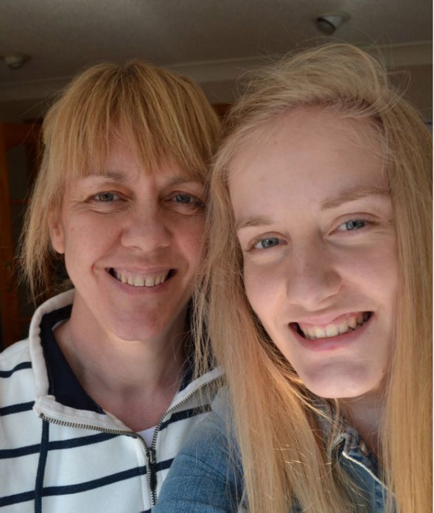 Claire Hart and her 19-year-old daughter Charlotte were shot dead by her husband