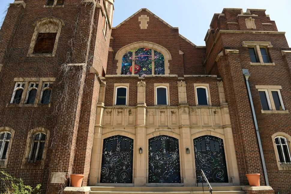 The church is housed in a 113-year-old structure in Denver's well-heeled Washington Park neighborhood.