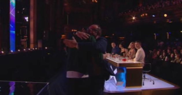 'Britain's Got Talent' Viewers Left In Tears At Surprise Family Reunion During Reuben Gray's