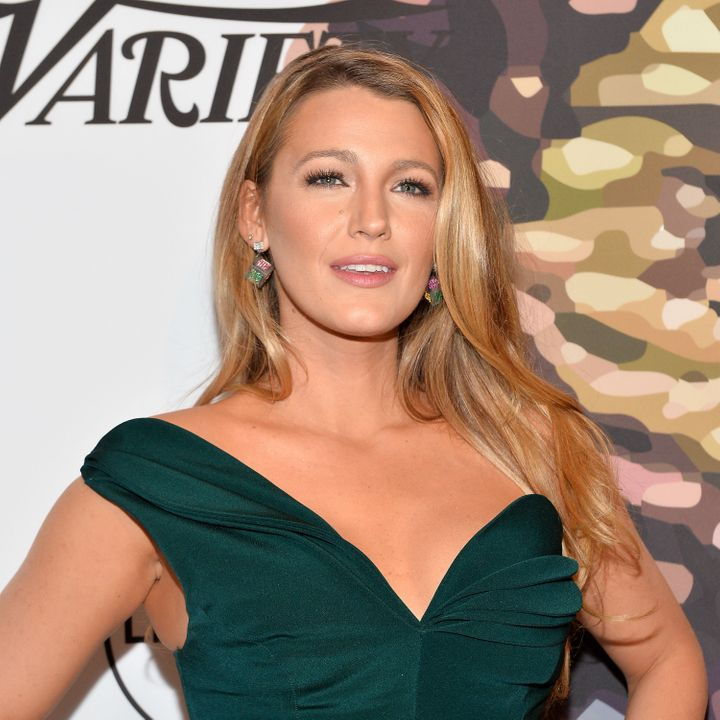 Blake Lively attends Variety's Power of Women: New York at Cipriani Midtown on April 21.
