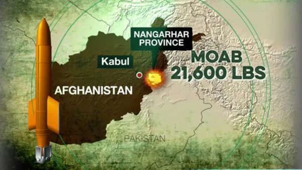Afghan Officials: Massive US Bomb Death Toll Rises To 94
