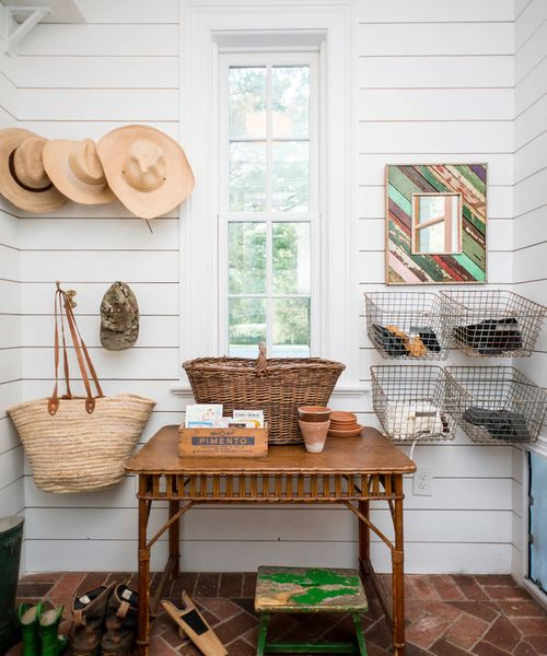 """<a rel=""""nofollow"""" href=""""https://www.houzz.com/photos/38659921/Renewing-Old-World-Charm-farmhouse-entry-charlotte"""" target=""""_bl"""