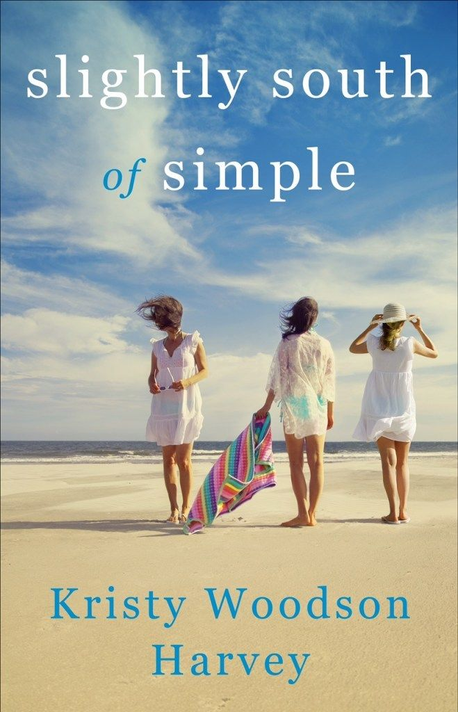 Cover of SLIGHTLY SOUTH OF SIMPLE by Kristy Woodson Harvey