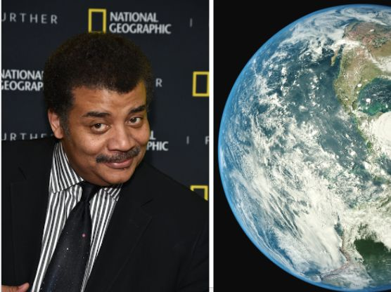 Neil deGrasse Tyson Cites Celebrity Flat-Earthers To Make A Point About