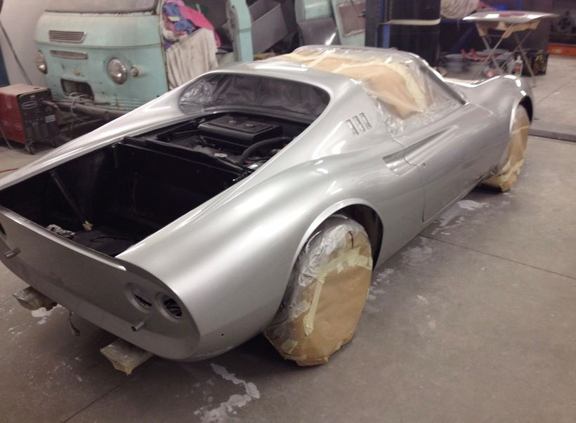 Reasons why you should restore an old Ferrari   HuffPost