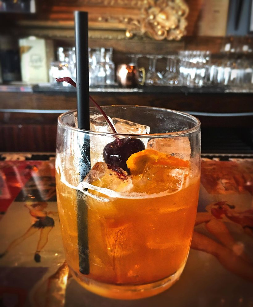 """The """"Frank Sinatra"""" at American Beauty Bistro Bar"""