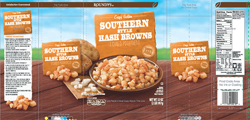 These hash browns may contain golf ball parts. They're being recalled.