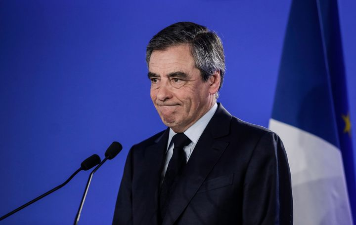 Conservative candidate Fillon urged his supporters to vote for Macron in the second round of the election.