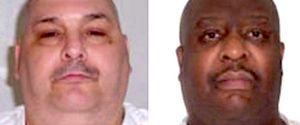 JACK JONES MARCEL WILLIAMS ARKANSAS EXECUTIONS DEATH PENALTY