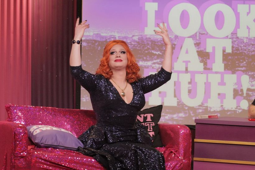 Jinkx Monsoon on Hey Qween