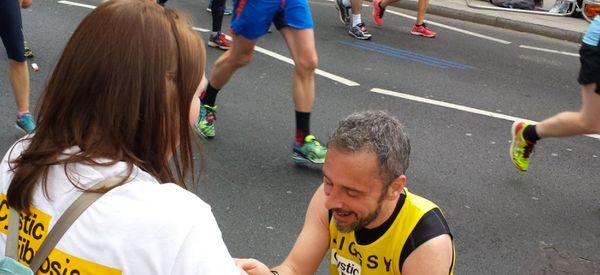 8 Times Love Won At The London Marathon 2017