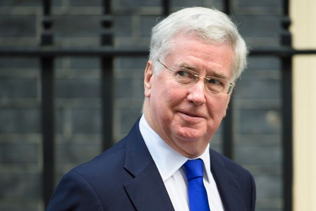 Michael Fallon Denies Trying To 'Smear' Jeremy Corbyn Over Use Of Nuclear