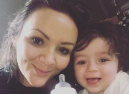 Martine McCutcheon Said Giving Birth To Son Put Weight Worries 'Into Perspective'
