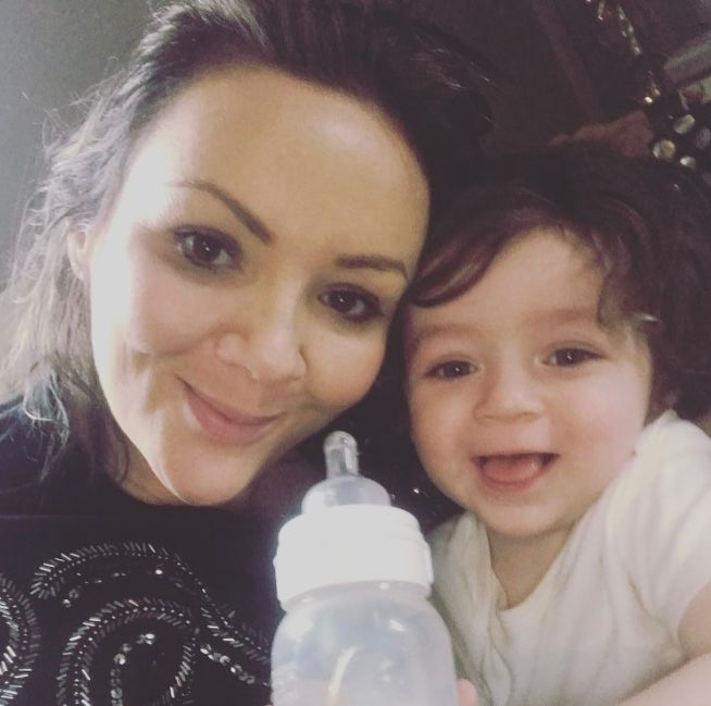 Martine McCutcheon Said Giving Birth To Son Put Weight Worries 'Into