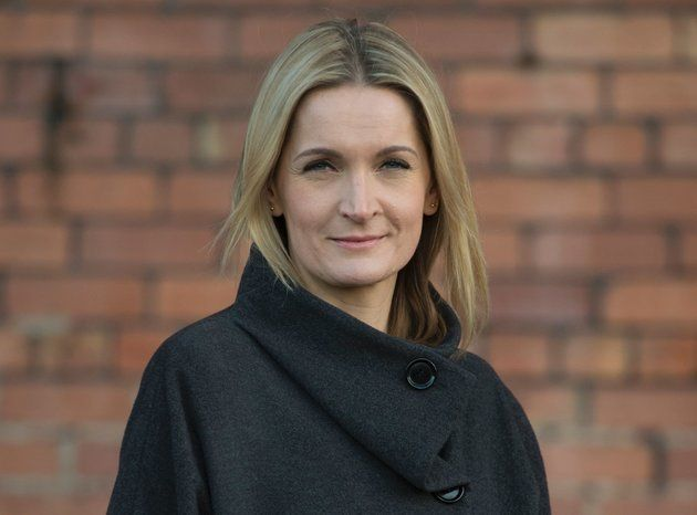 Sophie Walker announced on Sunday she would stand for Davies' seat in