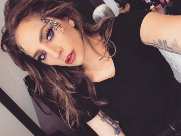 Lady Gaga Tries This Summer's Hottest Festival Trend At Coachella: Weekend