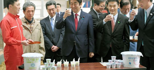 Abe Cabinet Ministers Under Fire Over Controversial Remarks