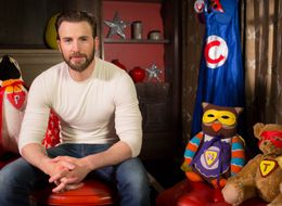 Stop What You're Doing And Let Captain America Chris Evans Read You A Bedtime Story