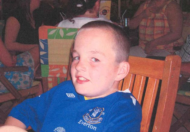 Rhys Jones diedon 22 August 2007 after being hit by a stray bullet in a gangland