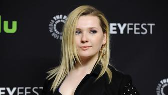 HOLLYWOOD, CA - MARCH 12:  Actress Abigail Breslin attends the 'Scream Queens' event at the  33rd annual PaleyFest at Dolby Theatre on March 12, 2016 in Hollywood, California.  (Photo by Jason LaVeris/FilmMagic)