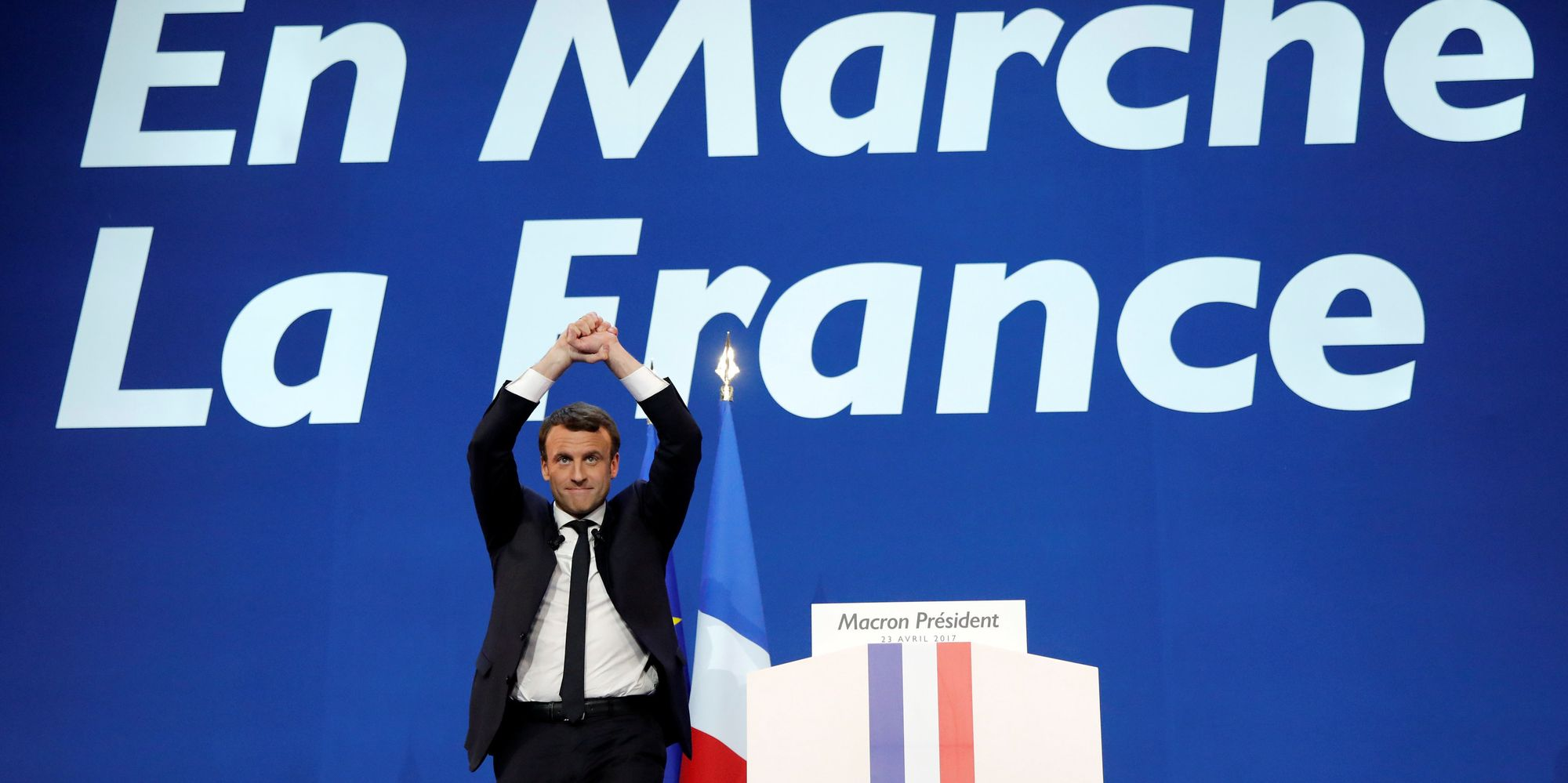 France's First-Round Elections Have Redefined Status Quo Of Politics