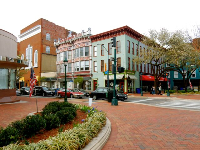 Downtown Hagerstown (MD) Arts and Entertainment District