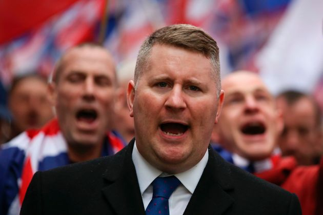 Paul Golding, Britain First