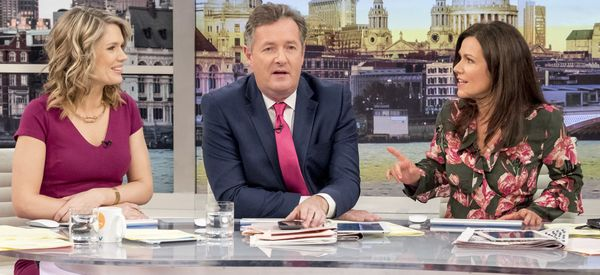 Charlotte Hawkins Claims Piers Morgan Actually 'Tones Down' His Opinions For 'Good Morning Britain'