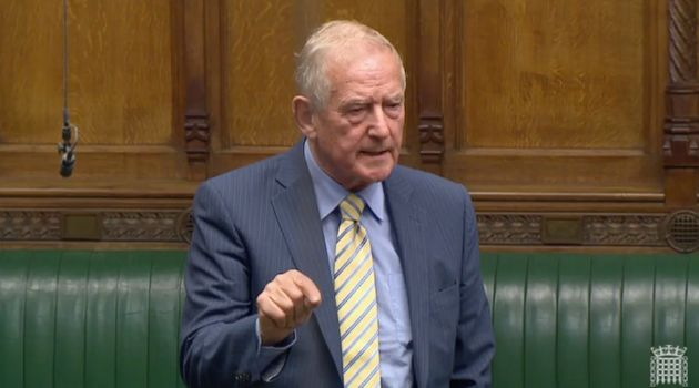 Labour MP for Huddersfield, Barry