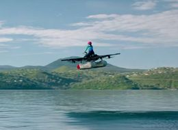 This 'Flying Car' Might Be The Closest Thing To A Podracer You'll Ever Be Able To Buy