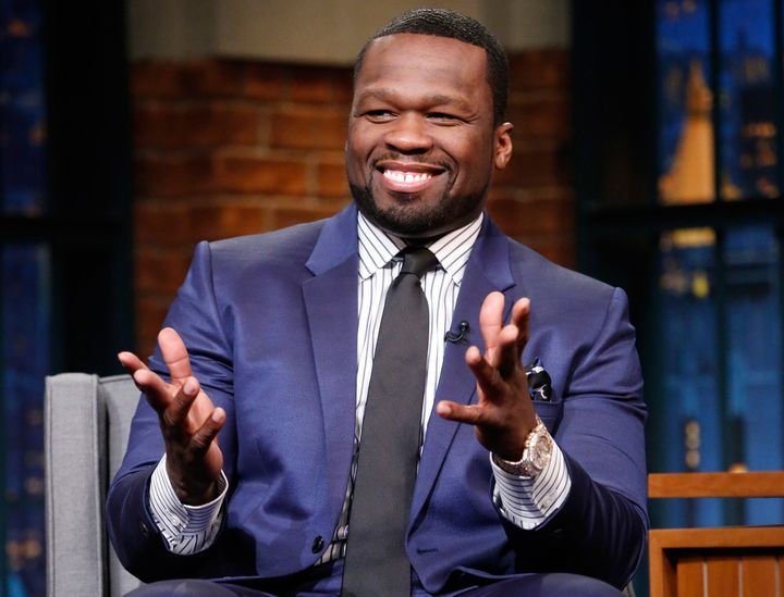 "50 Cent also produces the hit Starz series ""Power."""