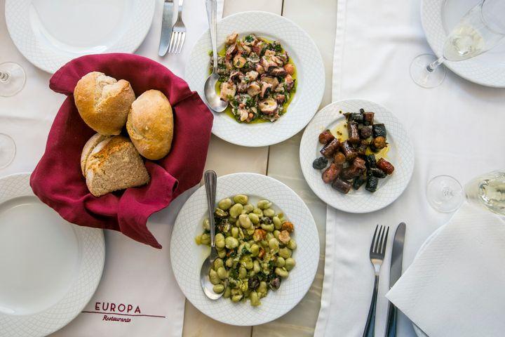 <p>Restaurante Europa</p>
