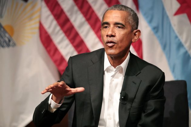 Former President Barack Obama said his early years in community organizing taught him that