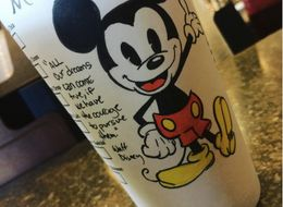 You Have To See This Starbucks Barista's Cup Doodles
