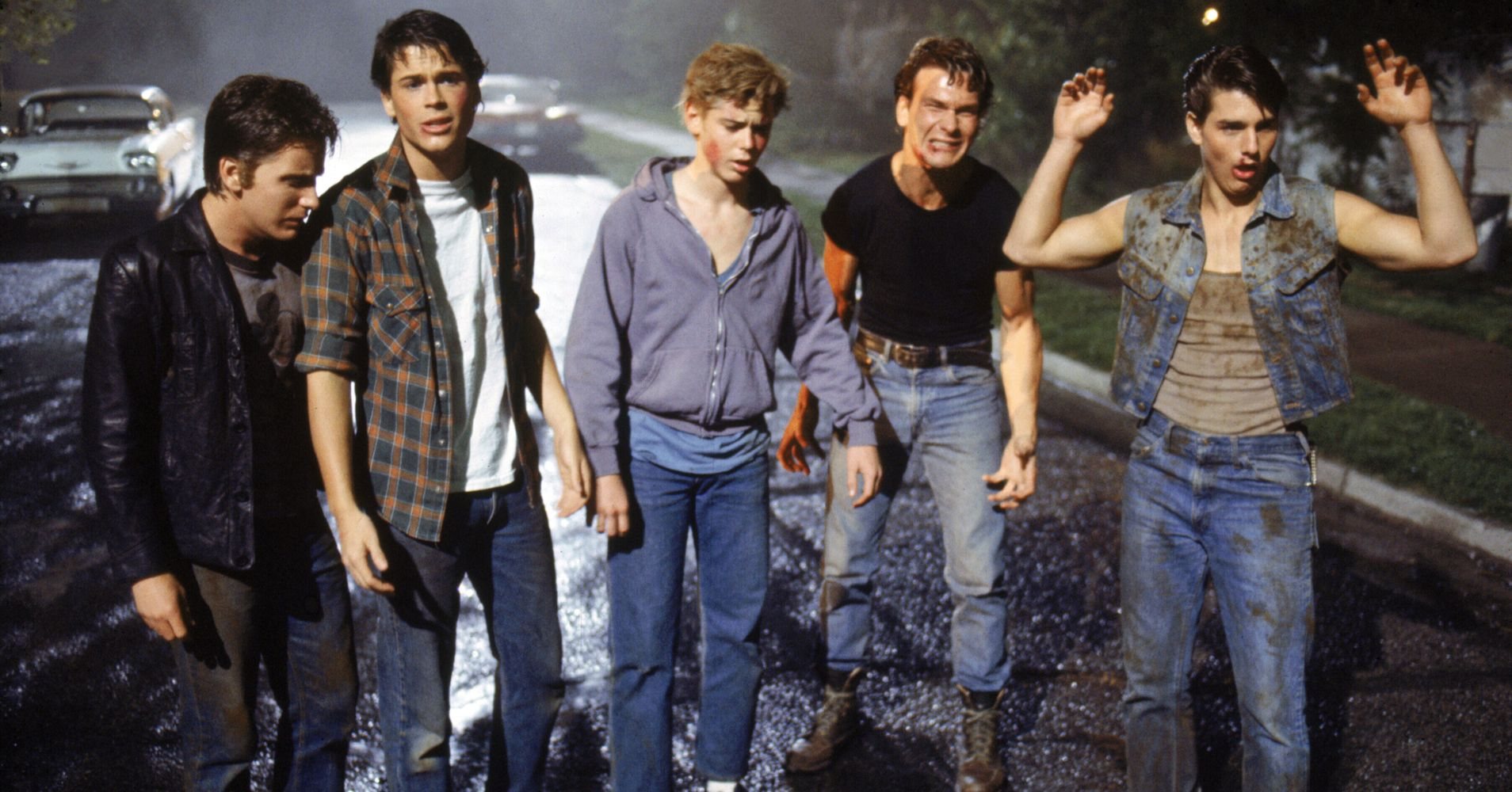 Happy 50th Anniversary To 'The Outsiders,' The Book That ...