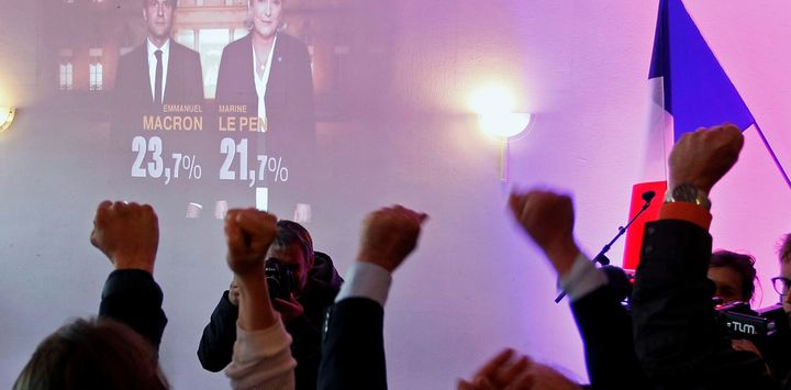 The first round of France's 2017 presidential contest sent two political outsiders to the second round. What's next in this k