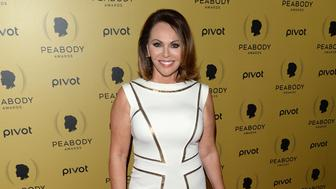 NEW YORK, NY - MAY 31:  Reporter Maria Elena Salinas attends The 74th Annual Peabody Awards Ceremony at Cipriani Wall Street on May 31, 2015 in New York City.  (Photo by Andrew Toth/FilmMagic)
