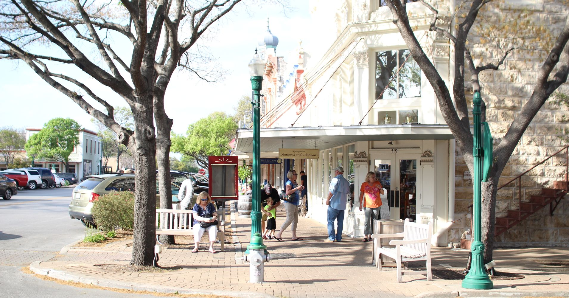 This Small Town In Texas Is Packed With History And Charm