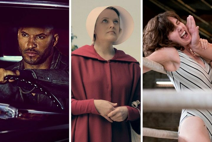 """""""American Gods,"""" """"The Handmaid's Tale"""" and """"GLOW."""""""