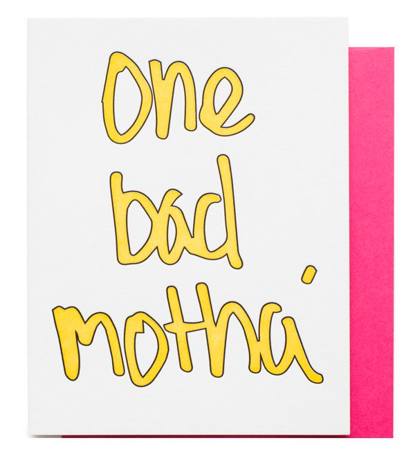 """<i>Buy it from <a href=""""https://www.lifeisfunnypress.com/collections/mother-s-day-father-s-day/products/one-bad-motha"""" target"""