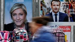 Marine Le Pen Temporarily Steps Down As Front National Leader To Shake Off Party's Toxic Image