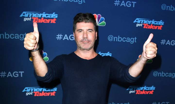 """Simon Cowell <a href=""""I remember Simon Cowell and he said like, Everyone in Hollywood gets it."""""""" target=""""_blank"""">has ad"""