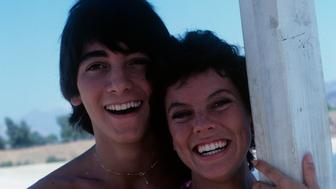 UNITED STATES - DECEMBER 23:  HAPPY DAYS - 'Home Movies' 10/6/81 Scott Baio, Erin Moran  (Photo by ABC Photo Archives/ABC via Getty Images)