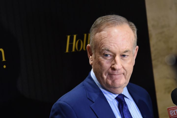 Disgraced former Fox News host Bill O'Reilly returned to the public eye Monday with a new episode of his podcast.