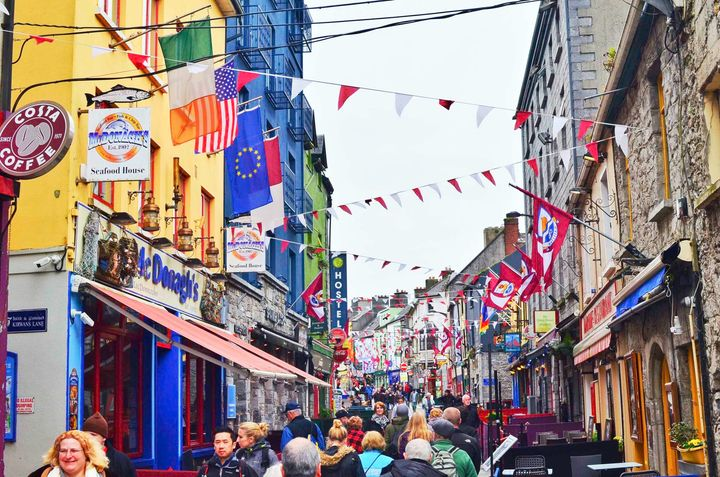 <p>Galway</p>