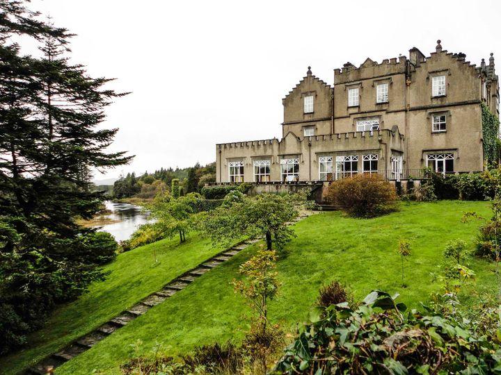 <p>Ballynahinch Castle</p>