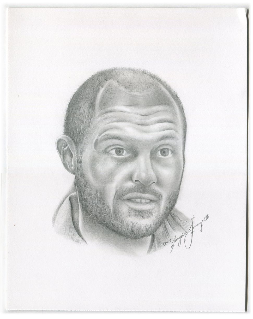 Thong Vanh Louangrath (Prison ID#15643291) drewCEO of JPay Ryan Shapiro.Shapiro is accused of bribery, huma