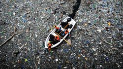 Cientistas descobriram quanto plástico produzimos desde 1950. O número é